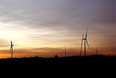 Ventus Ingenieria's wind farm in Uruguay.