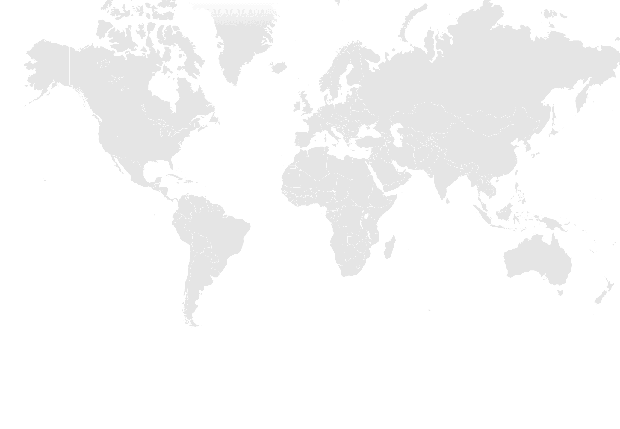 INTERACTIVE MAP GWEC - World interactive map